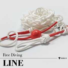 freediving line